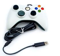 Controle Para Xbox Com Fio XTRAD Branco Xd521 -