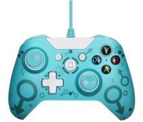 Controle Para Xbox One E Pc Com Fio Gamepad Manete Joystick Anúncio com variação - FR-N1