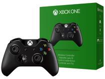 Controle para Xbox One Sem Fio  - Microsoft