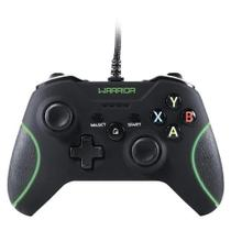 Controle PC Xbox 360 Warrior Multilaser - JS079