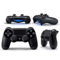 Controle Playstation 4 Dualshock 4 Ps4 Preto - Sony