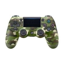 Controle Playstation 4 PS4 Dual Shock 4 Sony - Cor: Camuflado