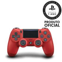 Controle PlayStation Dual Shock 4 Sony