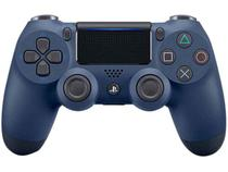 Controle Playstation Dualshock 4 Azul Meia Noite Midnight Blue - PS4 - Sony -