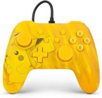 Controle Power A Com Fio Static Pikachu para Nintendo Switch -