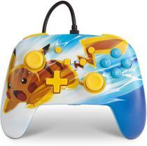 Controle PowerA Com Fio Pikachu Charge para Nintendo Switch - Power A