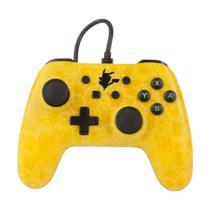 Controle PowerA com fio (Pikachu Silhouette Edition) - Switch -