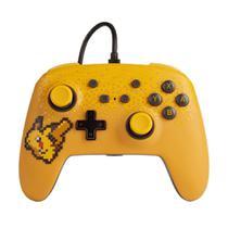 Controle PowerA com fio (Pixel Pikachu Edition) - Switch -