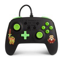 Controle PowerA Com Fio Zelda Retro para Nintendo Switch - Power A