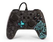 Controle PowerA Wired (Com Fio) - Crash Bandicoot - Switch - Nintendo