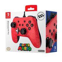Controle PowerA Wired Controller Plus com fio (Super Mario Edition) - Switch -