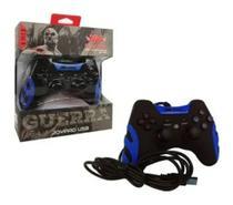 Controle Pro Gaming Joypad Usb Pc P3 Kp Kp-4040 -