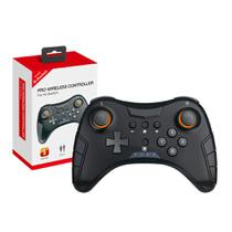 Controle Pro Nintendo Switch Sem Fio Wirelles Com Dualshock - Dobe