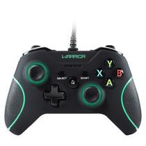 Controle Profissional Pc Xbox 360 Js079 Multilaser -