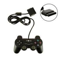 Controle PS2 Com Direção Analógica CON-147B - Inova -