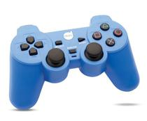 Controle PS2 Dual Shock Azul 621557 Dazz -