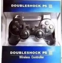 Controle  Ps3 Double Shock sem fio Controlador Para Jogos - Doubleshock