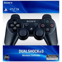 Controle Ps3 Dualshock 3 Bluetooth Ou USB Playstation 3 - Importado