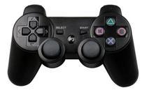 Controle PS3  Sem Fio Wireless Dualshock Vibração Recarregável - Ft