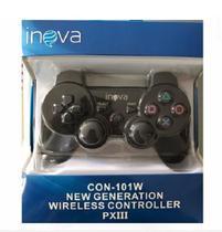 Controle Ps3 Wireless Inova -