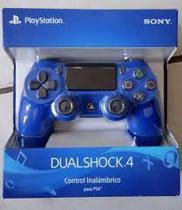 Controle ps4 azul - Sony