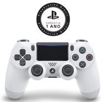 Controle PS4 Dualshock 4 Branco Glacial Sony -