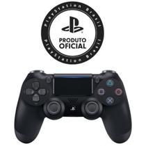 Controle PS4 Dualshock 4 Preto Onix - Sony