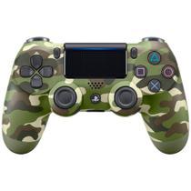 Controle Ps4 sem fio Dualshock 4 Sony  Black -