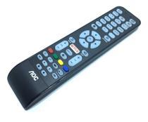 Controle Remoto Aoc Le32s5970/20 (smart Tv/netflix) Novo -
