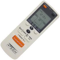 Controle Remoto Ar Condicionado Fujitsu AR-JW2 / AR-JW17 / AR-JW27 / AR-JW30 - Atech eletrônica
