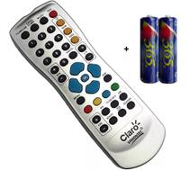 Controle Remoto Claro Tv Visiontec Original -