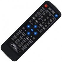 Controle Remoto DVD CCE DVD-540USX / DVD-560USX / DVD-568USX / DVD-580USX - Atech Eletrônica
