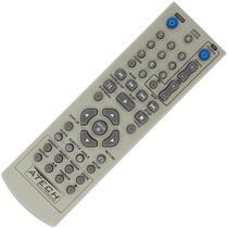 Controle Remoto DVD LG 6711R1P089A / DK194G - Atech eletrônica