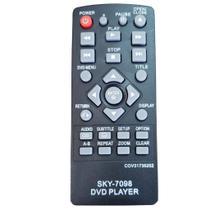 Controle Remoto DVD LG COV3173836202 SKY-7098 -