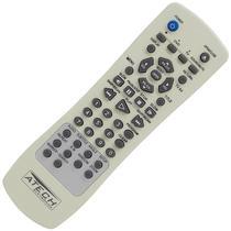 Controle Remoto DVD LG DV-4351 / DV-4932N / DV-5722N / DV-5822N / DV-5500N / DV-5921N / DV-7532N / DV-7711P / ETC - Atech