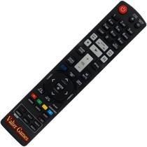 Controle Remoto Home Theater Blu-Ray LG AKB72976001 / HB905TA / HB976TZW / HLX50W / HLX55W -