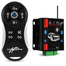 Controle Remoto JFA AIR Control BLACK com RX Cristalizado -