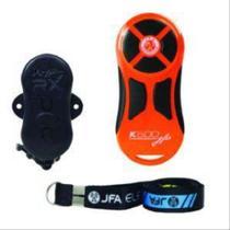 Controle Remoto JFA K600 600M Preto Laranja -