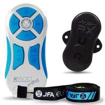 Controle Remoto Jfa K600 Branco/ Azul 600m -