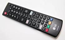 Controle Remoto Lg 32lm620bpsa.awz (linha Lm/um) Original! -