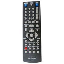 Controle Remoto LG DvD-7594 - Aloa