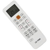 Controle Remoto Para Ar Condicionado Samsung Split Smart 7068 - LELONG/SKY