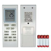 Controle Remoto Para Ar Condicionado Split Gree Yb1f2 - Internacional