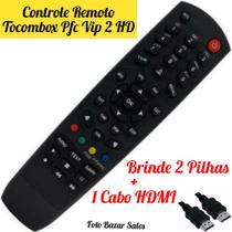Controle remoto para pfc vip 2 hd - Tocombox