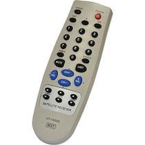 Controle Remoto Para Receptor Visiontec Crvt1000 Mxt -