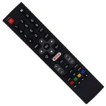 Controle Remoto Para Smart Tv Led 4k Philco Netflix Sky-8090 - Fbg