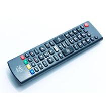 Controle Remoto para Smart Tv Marcas Lg e Samsung Modelo 1318 Duo - Fbg