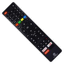 Controle Remoto Para Smart TV Philco Teclas Apps - Mb