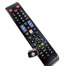 Controle Remoto para Smart TV SAMSUNG 3D Funcao Futebol 808A MXT -