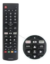 Controle Remoto para TV LG - AKB75095315 - AKB75095316 -